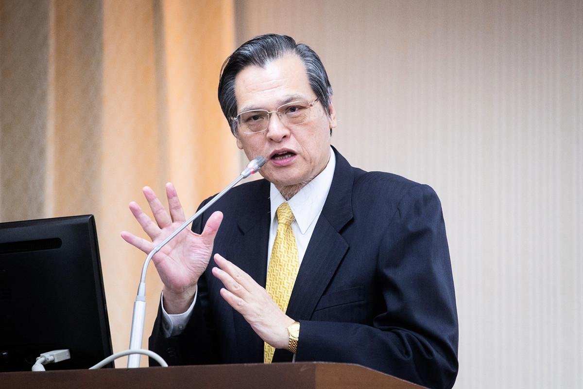 外傳港府要求台灣駐港人員需簽「一中承諾書」,才同意給予簽證。陸委會主委陳明通認為,港府「設置不必要障礙」。(陳柏州/大紀元)