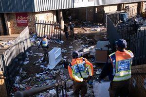 南非暴力事件加劇 至少四十五人死亡