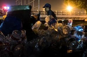 上海運動式強制搞垃圾分類 百姓批折騰
