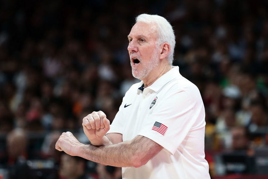 NBA總裁不畏中共壓力 馬刺隊總教練力挺