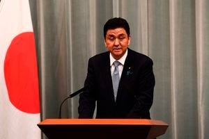 日本防衛大臣 : 台灣情勢攸關世局 籲澳洲帶頭抗中共威脅