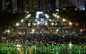 專家:香港國際金融中心 上海深圳無法取代