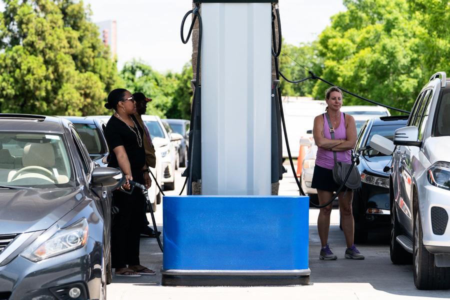 美汽油價升至七年新高 今夏或不會下跌