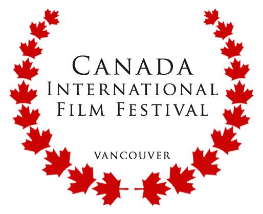 新世紀影視基地又有三部影片獲國際電影節嘉獎。圖為加拿大電影節標誌。(新世紀影視基地提供)