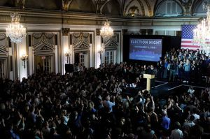 美國中期選舉的贏家和輸家