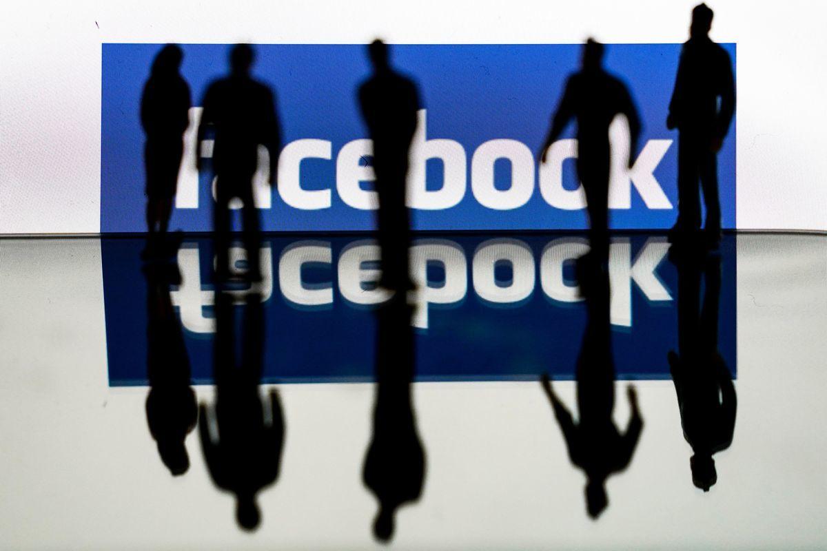 中共式的對社交媒體上言論自由的審查,正在美國發生。(Photo by KENZO TRIBOUILLARD/AFP via Getty Images)