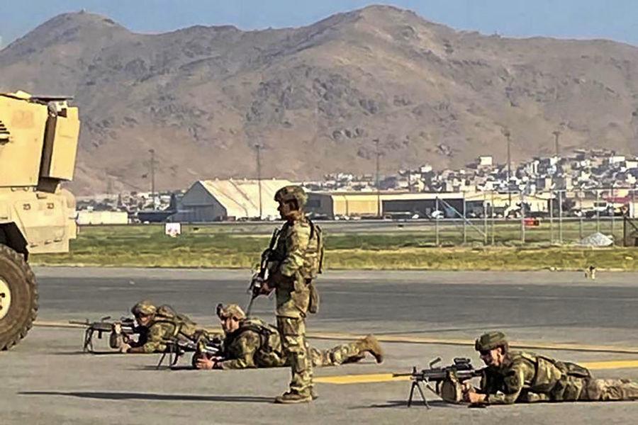 【更新】美警告塔利班不要干涉撤離行動