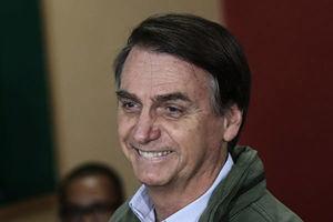 巴西變天 新總統誓言結交美國 反對中共