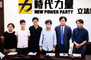 黃之鋒訪台 導演:中港台人應團結對抗中共