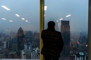 裁員降薪 中國互聯網寒冬 企業撤離寫字樓