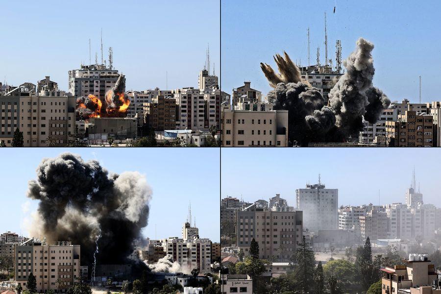 以色列空襲哈馬斯地下隧道 擊斃高級指揮官