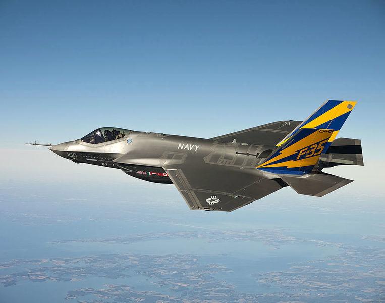 可全面作戰 美海軍陸戰隊F-35C中隊達里程碑