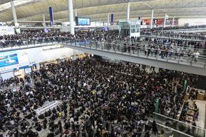 章家敦:港人抗議 或促成中共政權瓦解