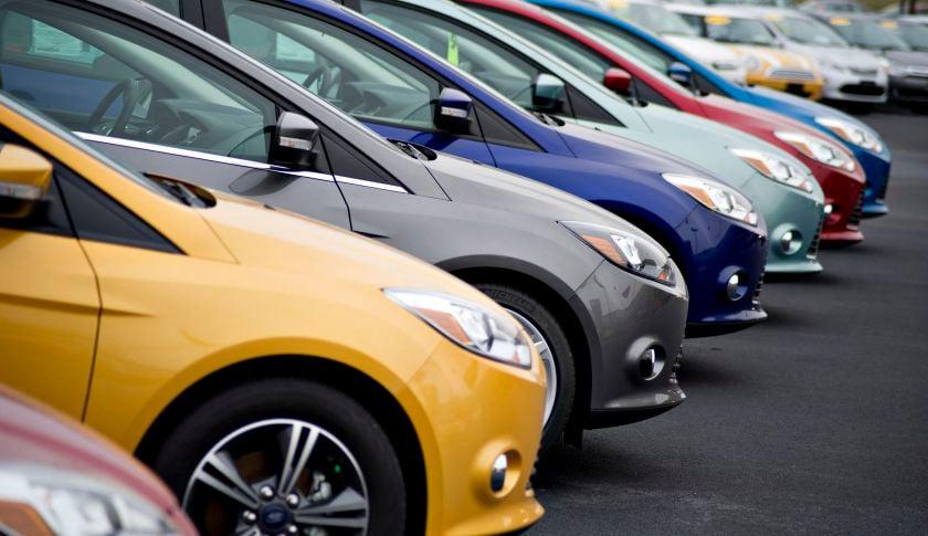 大陸1月乘用車銷量降17% 創7年最大跌幅