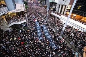 袁斌:香港警方的數字把戲