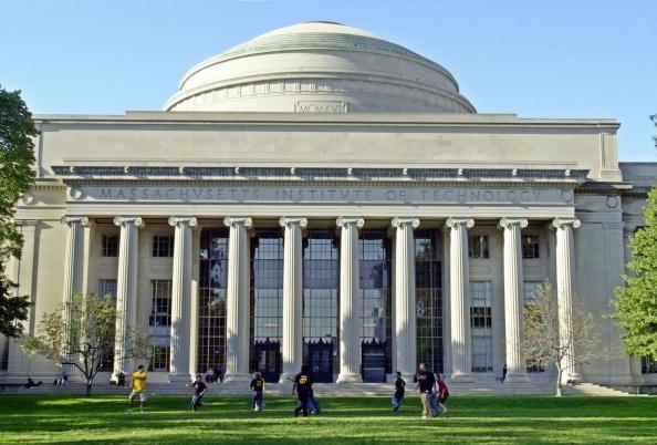 美國麻省理工學院正在審查與商湯科技的合作夥伴關係。圖為麻省理工學院 (MIT)。(William B.Plowman/Getty Images)