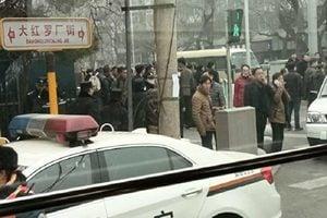 兩千老兵上訪計劃外洩 北京軍委大樓佈滿警力