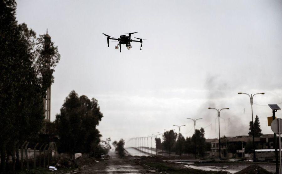 英智囊曝中共向中東出售軍用無人機