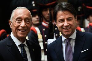 葡萄牙總統接受隔離 應對中共病毒疫情