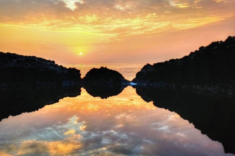 組圖:最靠近台灣的度假小島——小琉球之美