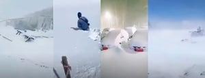 【現場影片】齊齊哈爾降37年未見的特大暴雪