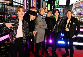 BTS《Butter》獲美國唱片協會雙白金認證