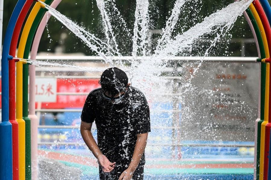 北京局地超40℃ 未來一周悶熱持續