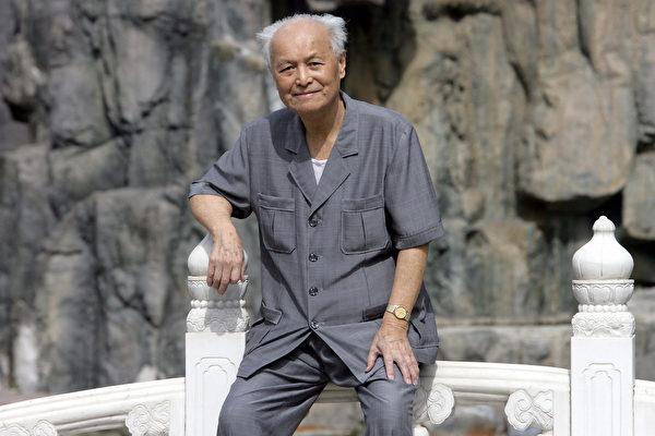 圖為李銳2006年舊照。(GOH CHAI HIN/AFP/Getty Images)