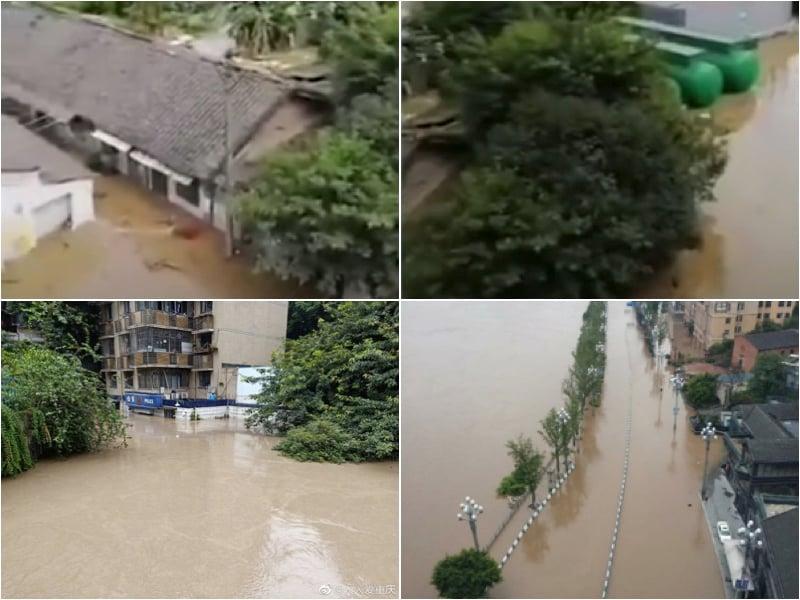 大陸今年主汛期前 79條河已發生超警戒洪水