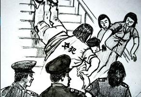 優秀校長 法輪功學員李桂榮被遼寧女監害死