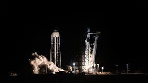 SpaceX發射可載人太空艙 美史上重要里程碑