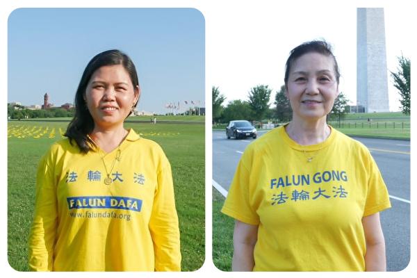 兩位中國女子在美國的人生交集