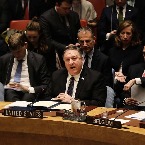 聯合國開會討論委內瑞拉政局 中俄阻止未遂