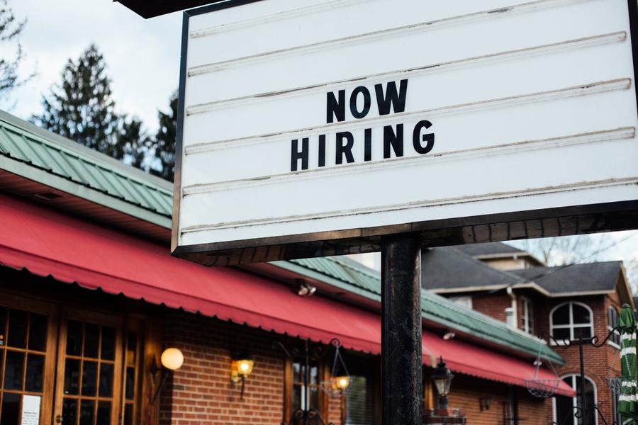 美國新增三十七萬九就業崗位 經濟前景樂觀