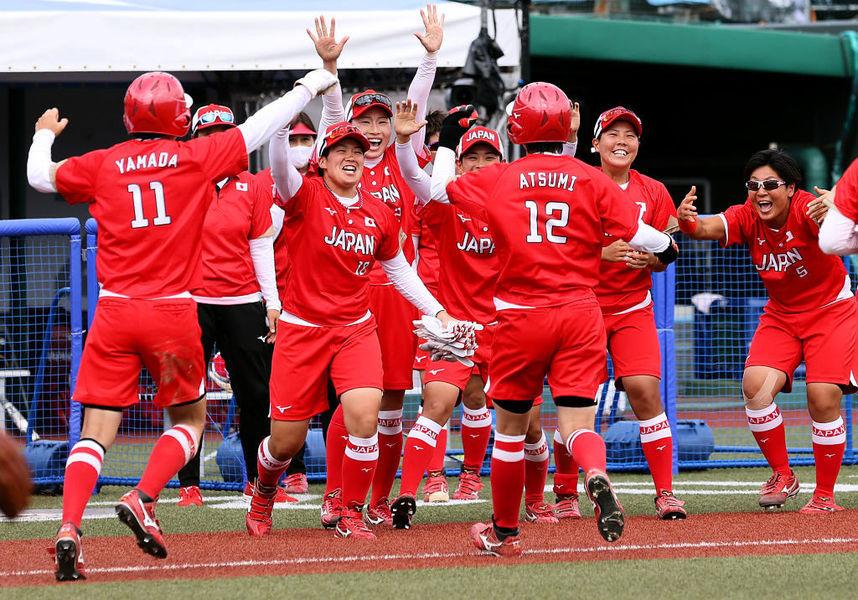 東奧7.26|美國女壘2:1勝日本 明再戰爭奪金牌