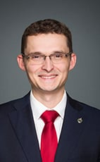 加拿大保守黨全國黨團主席、聯邦議員湯姆·克米克(Tom Kmiec)
