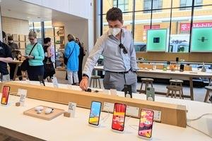 全球首間 Google Store 實體零售店 紐約開幕