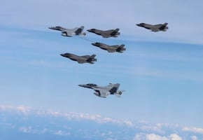 海軍陸戰隊飛行員:F-35C讓航母更具殺傷力