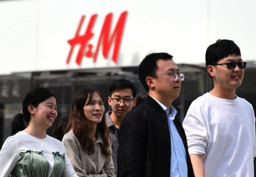 中共綁架14億人抵制H&M Nike 專家:恐難如願