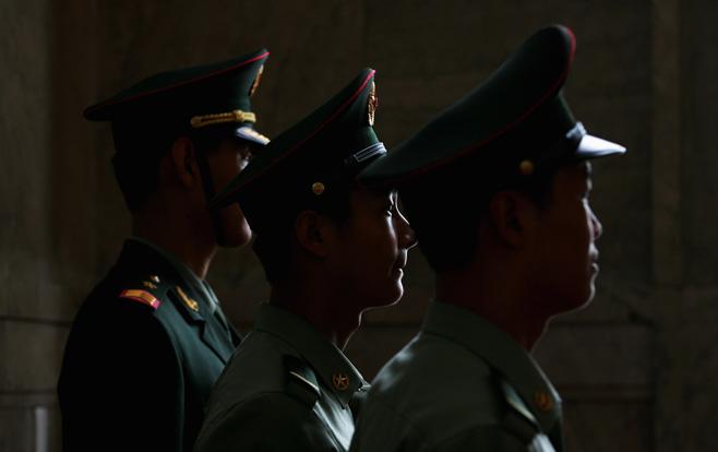 華春瑩對一推文點讚 釋中共高層內鬥信號