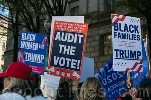 特朗普佐州律師致信州務卿 要審查4.5萬張選票