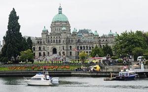 加拿大生活質量最優城市排名  維多利亞居首