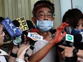 林榮基遭潑漆案二審 3嫌各判6至8月徒刑