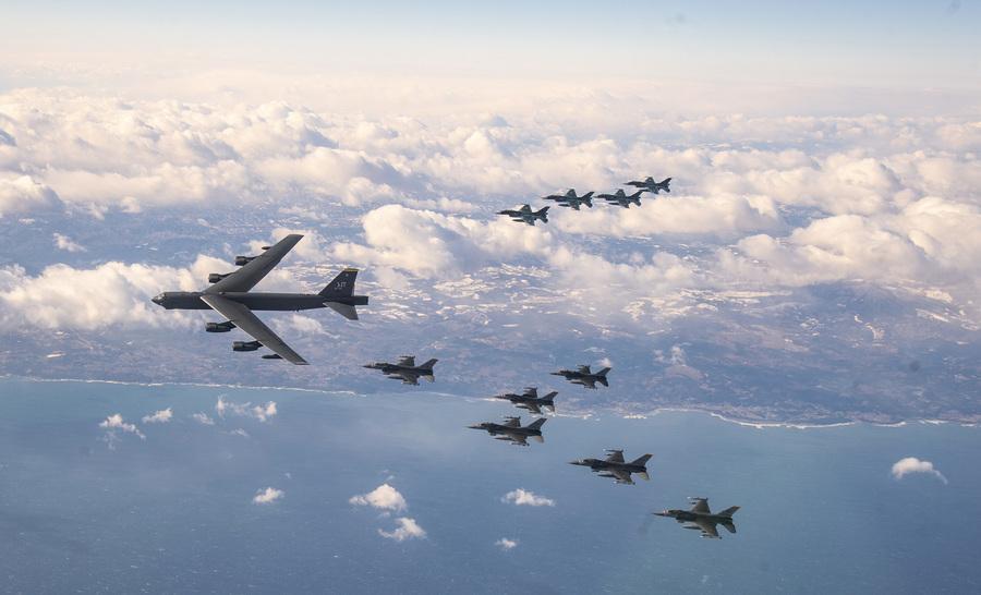 【2020盤點】美軍加大印太戰備部署(一)