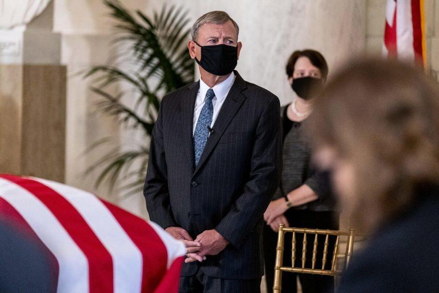 美首席大法官總結疫情期間聯邦法院工作
