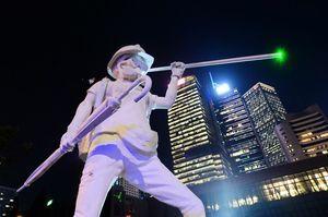 《願榮光歸香港》作者新作《不屈進行曲》 將正義歸萬眾