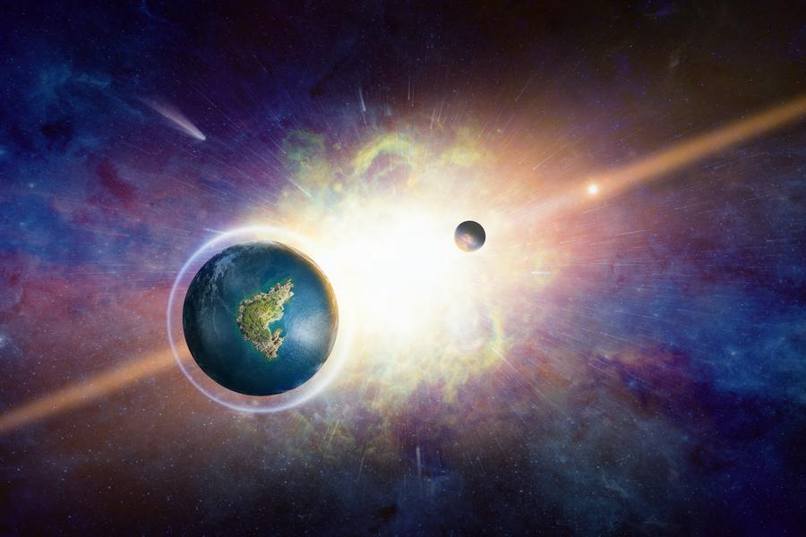 超級地球能孕育生命嗎?