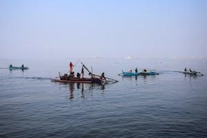 菲律賓無視中共南海禁漁令 鼓勵漁民繼續捕魚