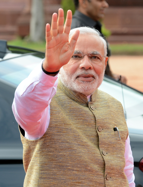 印度總理莫迪(Narendra Modi)9月3日在「美印戰略夥伴關係論壇」視像會議上表示,這場疫情(中共病毒)大流行提醒全世界,應該重塑供應鏈,並應該以信任和穩定為基礎,而非只考慮成本。(RAVEENDRAN/AFP)