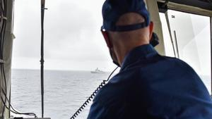 黨媒稱中共海軍闖阿拉斯加對出海域「反制」美國  專家:只是在公海航行